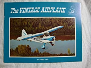 Vintage Airplane Magazine October 1976 John Blouch plane