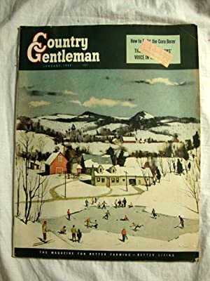 Country Gentleman, January 1950 Paul Sample