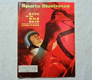 Sports Illustrated February 26, 1968 Nascar Driver Curtis Turner