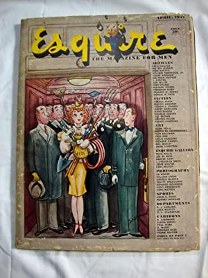 Esquire: The Magazine for Men - April 1947