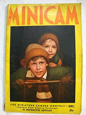 MINICAM magazine December 1937: Lane, Will