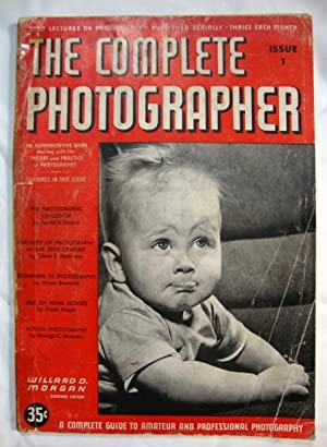 William D Morgan, The Complete Photographer No. 1