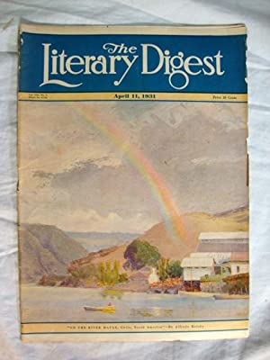 Literary Digest April, 11, 1931 Rainbow On the River Maule