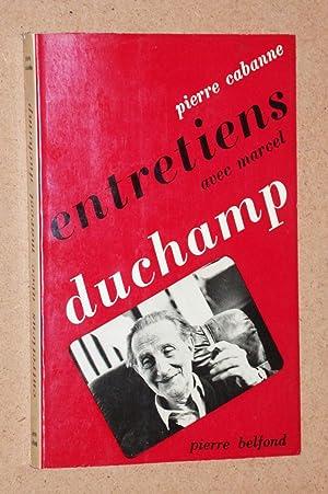 Entretiens avec Marcel Duchamp (French edition): Pierre Cabanne