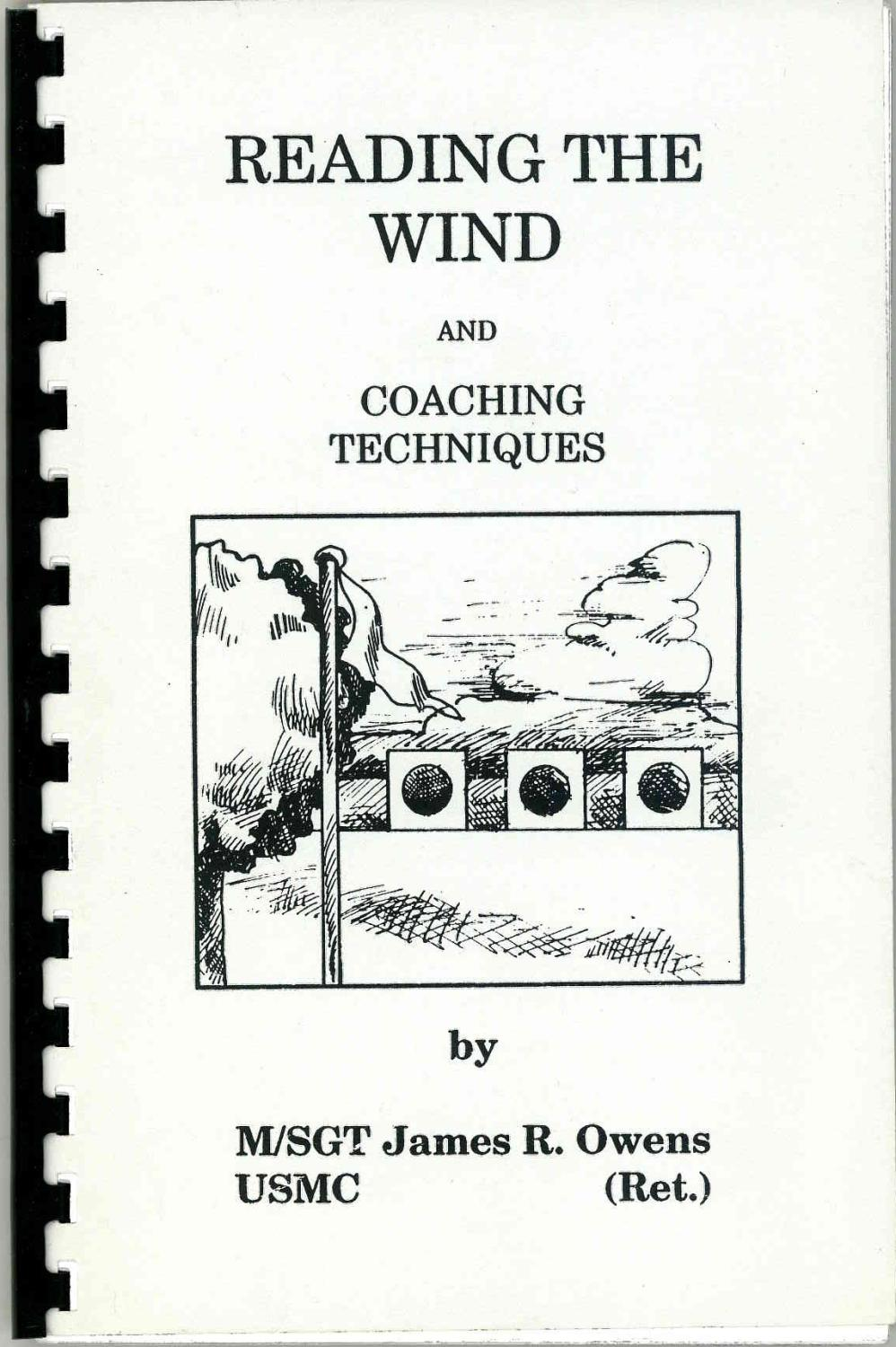 Reading the Wind and Coaching Techniques