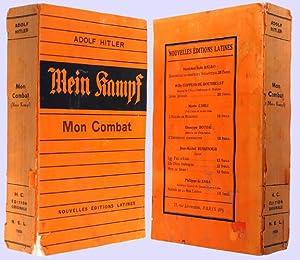 "Mon Combat - Traduction intégrale de ""Mein: Hitler, Adolf"