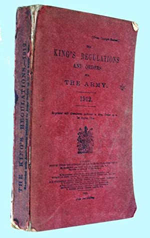 The King's Regulations and Orders for The