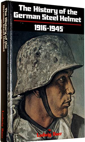 The History of the German Steel Helmet: Baer, Ludwig