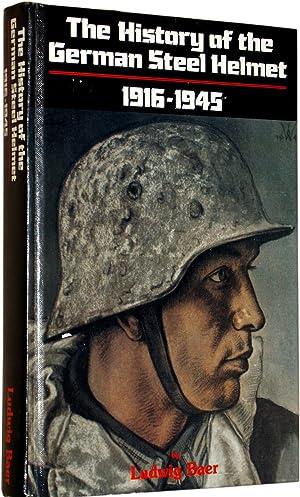 The History of the German Steel Helmet: Baer, Ludwig
