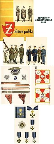 Zolnierz Polski Ubior Uzbrojenie 1 Oporzadzenie -: Linder, Karol; Wiewiora,