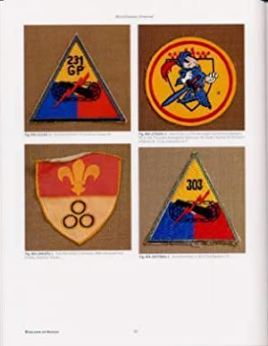 Emblems of Honor: Patches and Insignia of the U.S. Army from the Great War to the early Cold War: ...