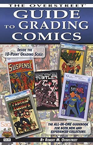 overstreet guide to grading comics 2015 pdf
