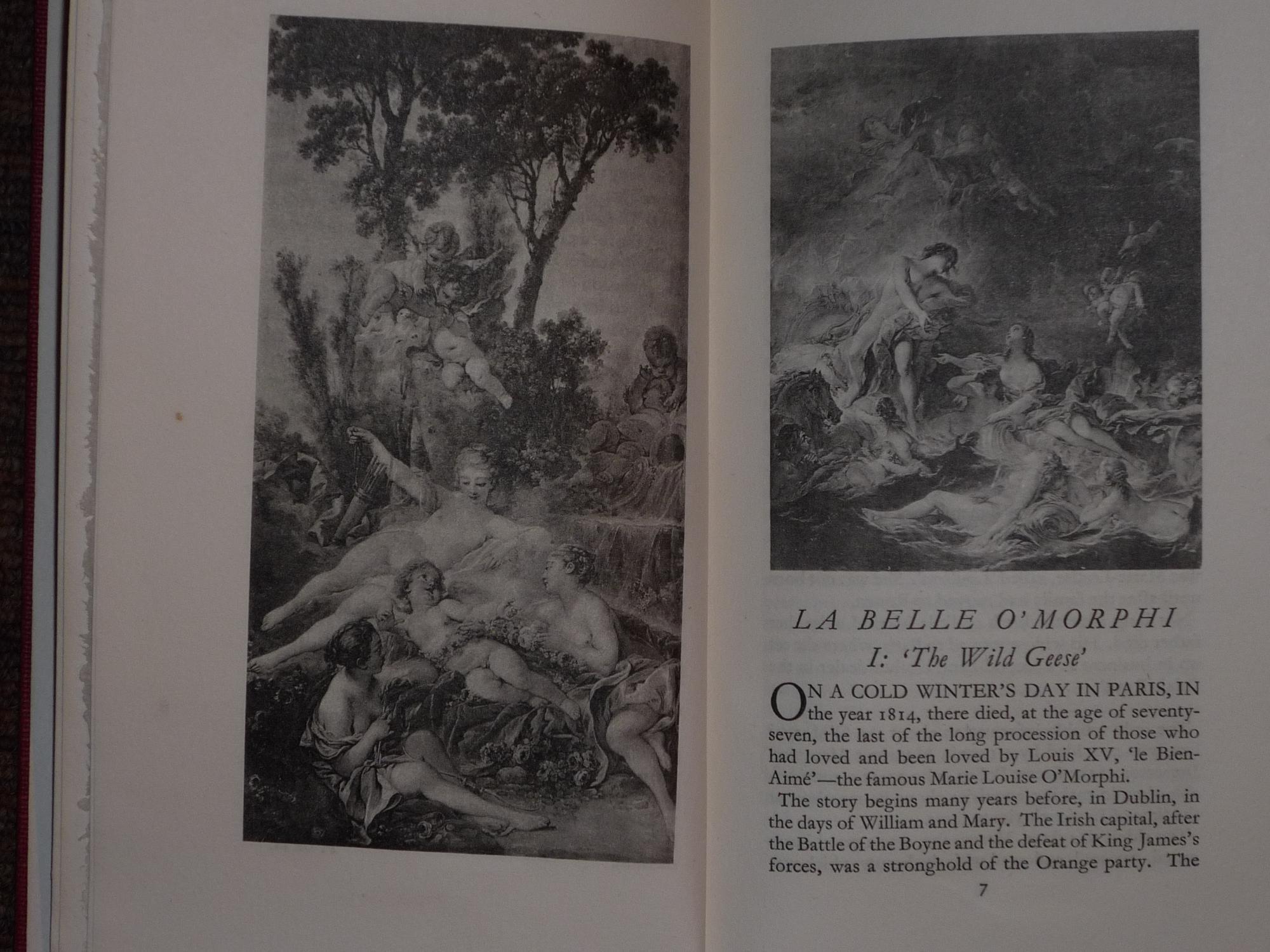 francois boucher biography