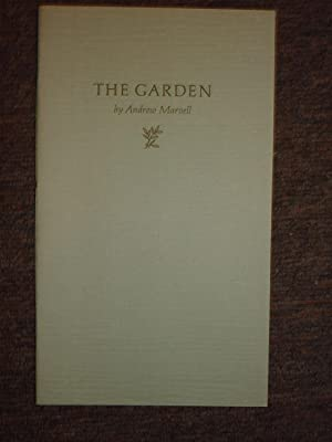 The Garden. With a drawing by Kenneth Hardacre.
