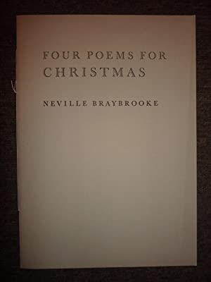 Four Poems for Christmas. With wood engravings by Simon Brett.