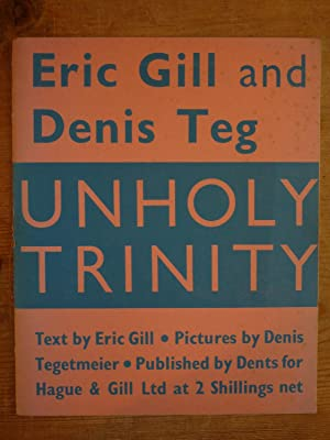 Unholy Trinity. Pictures by Denis Tegetmeier.