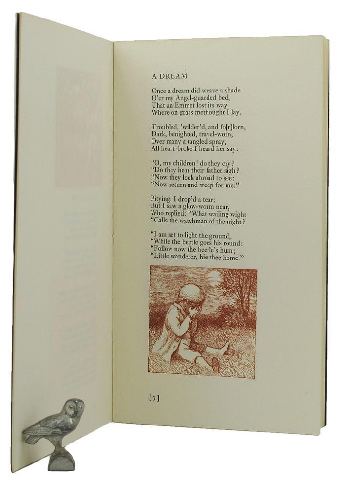 Poems From William Blakes Songs Of Innocence