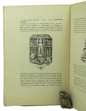 EX-LIBRIS DE HENRY-BARTHELEMY DUBUS: Dubus, Henry-Berthelemy