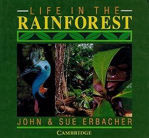 LIFE IN THE RAINFOREST.: Erbacher (John &