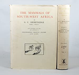 THE MAMMALS OF SOUTH WEST AFRICA