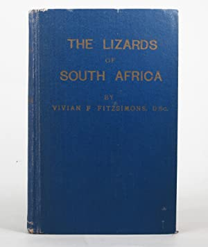THE LIZARDS OF SOUTH AFRICA