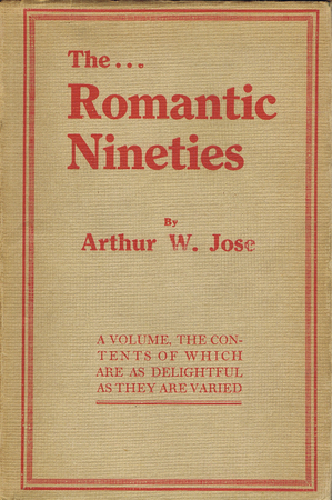 THE ROMANTIC NINETIES