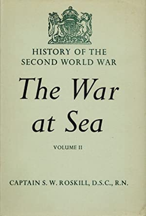 THE WAR AT SEA 1939-1945