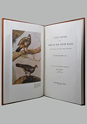 A NATURAL HISTORY OF THE BIRDS OF NEW SOUTH WALES