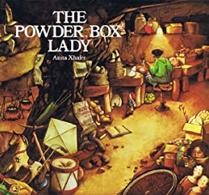 THE POWDER BOX LADY: Xhafer, Anita