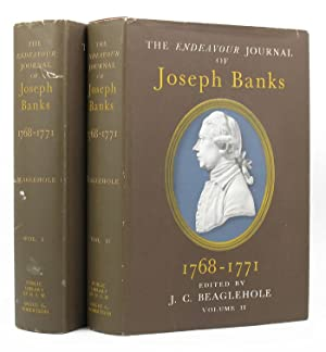 THE ENDEAVOUR JOURNAL OF JOSEPH BANKS, 1768-1771