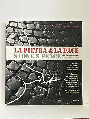 La PIETRA & la PACE. Conversazione milanese: FONDAZIONE EUROPEA Guido