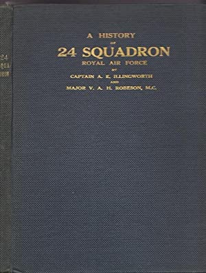 A History of 24 Squadron, Sometime of the Royal Flying Corps and later of the Royal Air Force