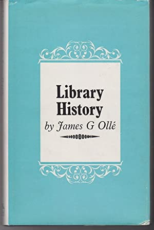 Library History. An Examination Guidebook
