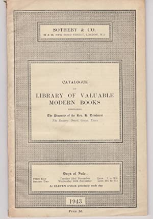 Library of Valuable Modern Books of the