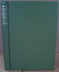 Catalogue of Books and Manuscripts by Rupert Brooke, Edward Marsh & Christopher Hassall