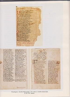 Robert Thornton and the London Thornton Manuscript. British Library MS Additional 31042.: THOMPSON,...