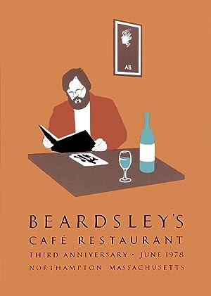 Beardsley's Cafe Restaurant. [Poster].: HIDY, Lance.