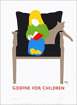 Godine for Children. [Poster].: HIDY, Lance.
