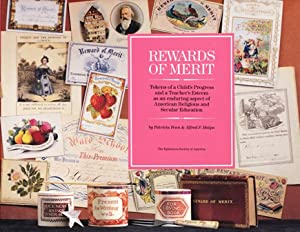 Rewards of Merit. Tokens of a Child's: FENN, Patricia and