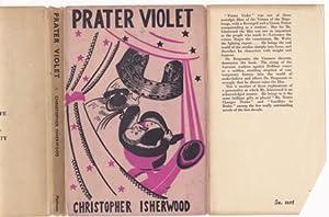 Prater Violet.: ISHERWOOD, Christopher.