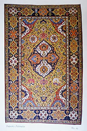 Catalogue of a Loan Exhibition of Early Oriental Carpets from Persia, Asia Minor, the Caucasus, E...