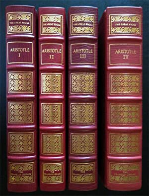The Works of Aristotle: Ethics, Logic, Physics, Treatises, etc. Complete in 4 vols.