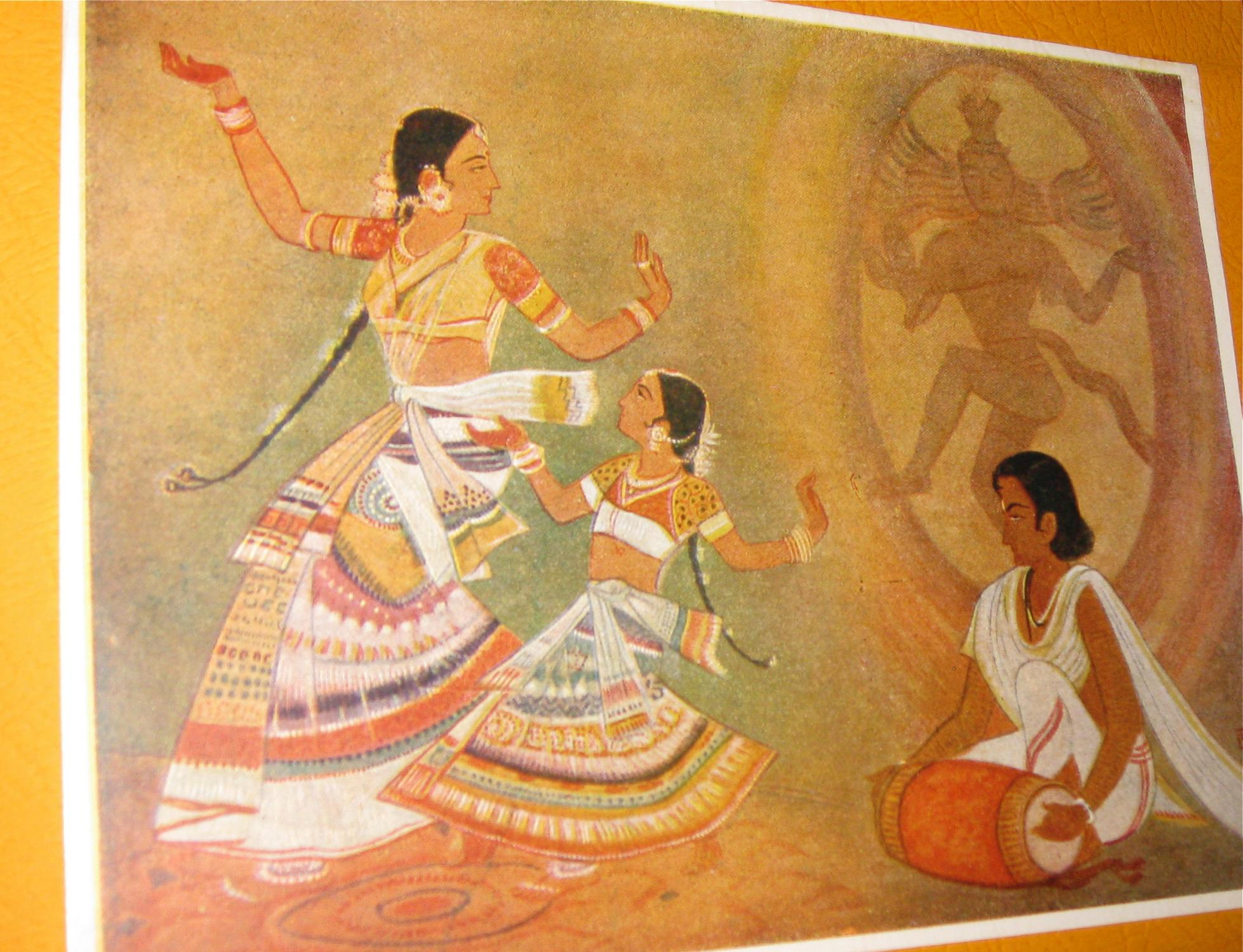 KANU DESAI's Paintings in Water Colours. Part Two. [Includes images of Sita and Puja]: Desai, ...