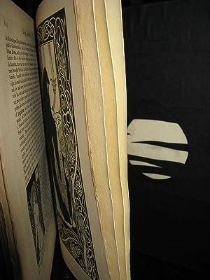 The [LE MORTE D'ARTHUR] Birth Life and: MALORY, Sir Thomas;