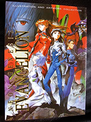 Neon Genesis EVANGELION. Illustration and Artwork Collection. [Japanese language edition.] ISBN 4-...