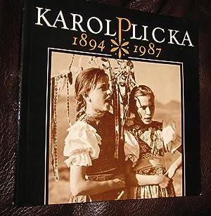 Karol Plicka, 1894-1987.: Karel Plicka. Preface