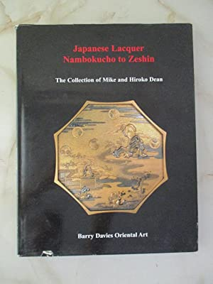Japanese Lacquer, Nambokucho to Zeshin: The Collection
