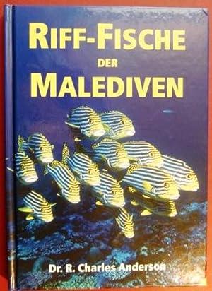 Riff-Fische der Malediven.: Anderson, Charles.