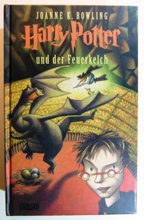 Harry Potter und der Feuerkelch.: Rowling, Joanne K.