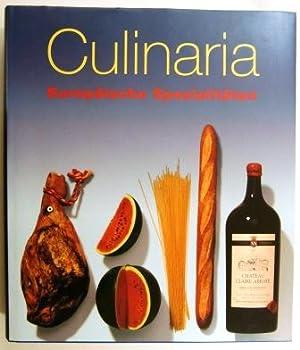 Culinaria. Europäische Spezialitäten: Domine, Andre, Joachim